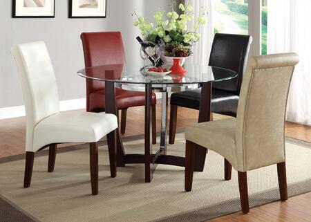 Acme Furniture 70054 Baldwin Series Modern  Dining Room Chair
