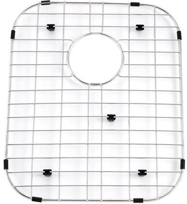 Kraus KBG24 Stainless Steel Bottom Grid with Protective Anti-Scratch Bumpers