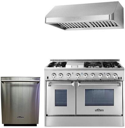 Thor Kitchen 749961 Kitchen Appliance Packages