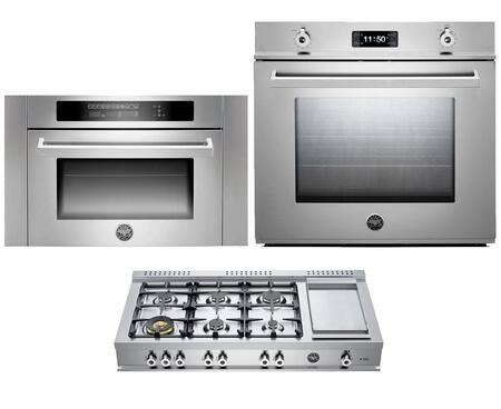 Bertazzoni 347250 Kitchen Appliance Packages