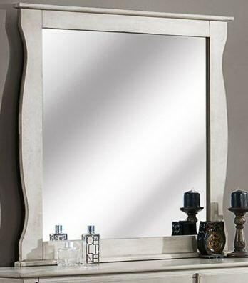 Yuan Tai AS6406M Astoria Series Rectangular Portrait Dresser Mirror
