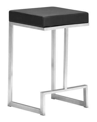 Zuo 3000 Darwen Collection Modern Counter Chair in