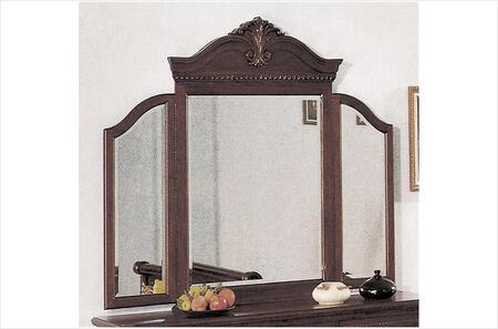 Yuan Tai 7026M Sierra Series Trifold Dresser Mirror