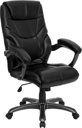 "Flash Furniture GO724HBKLEAGG 27"" Contemporary Office Chair"