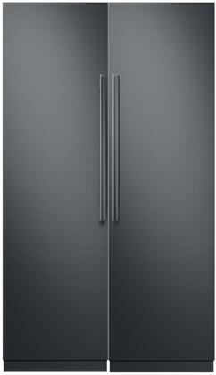 Dacor 749453 Modernist Side-By-Side Refrigerators