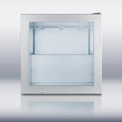 "Summit SCFU386VK24"" Freestanding Upright Freezer"