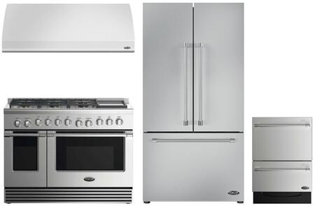 DCS 719350 Kitchen Appliance Packages