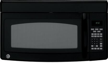 GE JNM1851DMBB 1.8 cu. ft. Capacity Over the Range Microwave Oven