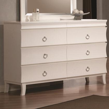 Coaster 202293 Holland Series Wood Dresser