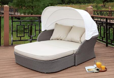 "Furniture of America CMOS2107 49""  Outdoor Bed"