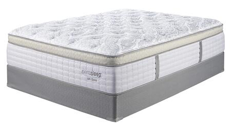 Sierra Sleep M95831M81X32 Mt Dana ET Queen Mattress Sets