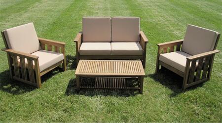 Unique Arts NDTOBE036A  Patio Chair