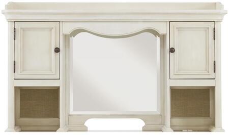 Samuel Lawrence 8890413 Madison Series Desk with 2 Shelves
