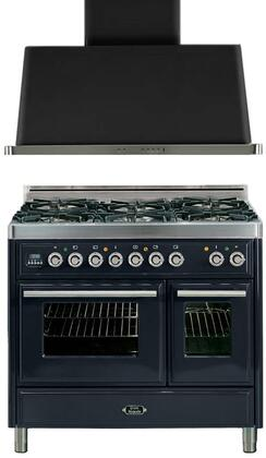 Ilve 721541 Majestic Techno Kitchen Appliance Packages