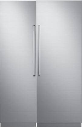 Dacor 772352 Modernist Side-By-Side Refrigerators