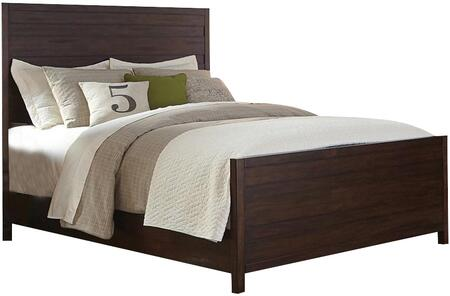 Donny Osmond Home 204291Q Lancaster Series  Queen Size Panel Bed