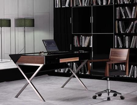 VIG Furniture VGWCHS103 Contemporary Standard Office Desk