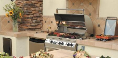FireMagic E790I2L1PW Built In Liquid Propane Grill