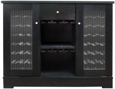 """Vinotemp VTKENDALLWB 44 9/10"""" Freestanding Wine Cooler"""