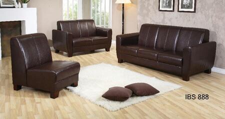 Yuan Tai WN888BRSET3  Living Room Set