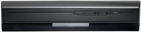 """Broan QSE130 30"""" Energy Star Rated Under Cabinet Range Hood with 220 CFM and Two Level Light System,"""