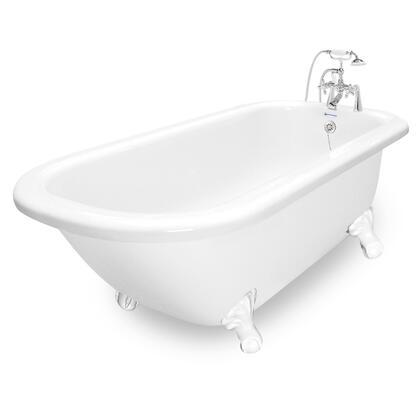 American Bath Factory T050BWH