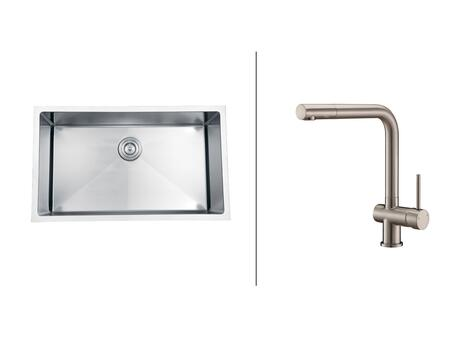 Ruvati RVC2325 Kitchen Sink