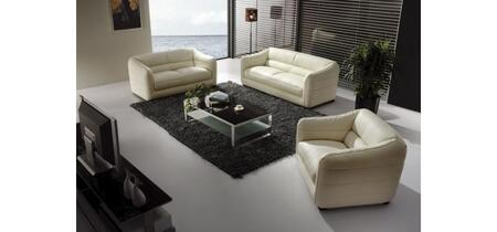 VIG Furniture VGBN371 Modern Leather Match Living Room Set