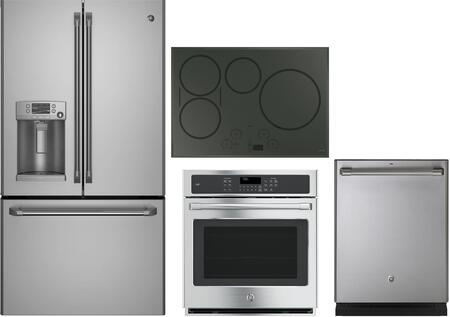 GE Cafe 736900 Kitchen Appliance Packages