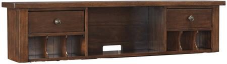 Signature Design by Ashley H58448 Casual Wood Desk Hutch