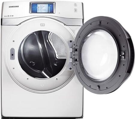 Samsung Appliance DV457GVGSWR Gas 457 Laundry Series Gas Dryer