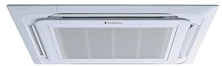 Friedrich DCG1218 Air Conditioner Cooling Area,