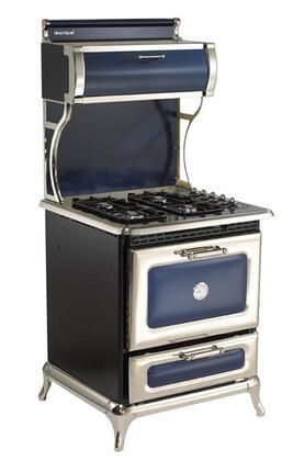 "Heartland 920000GCBL 30"" Classic Series Gas Freestanding"