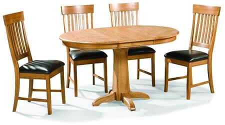Intercon Furniture FDTAL4260180CNTC Family Dining Dining Roo