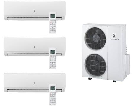 Friedrich Entire Ductless Split System with Remote Controls