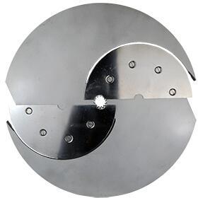 Skyfood 141 Slicer Disc Blade for Heavy Duty Bulk Cheese and Vegetable Shredder-Slicer