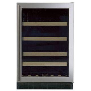 "Marvel 6SBAREBBGR 23.875"" Built In Wine Cooler"