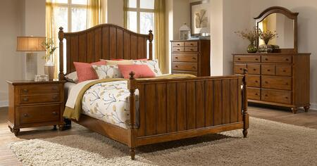 Broyhill HAYDENPANELBEDLCKSET5 Hayden Place King Bedroom Set