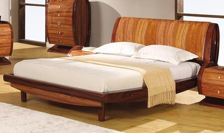 Global Furniture USA AUTUMNQB Autumn Series  Queen Size Bed