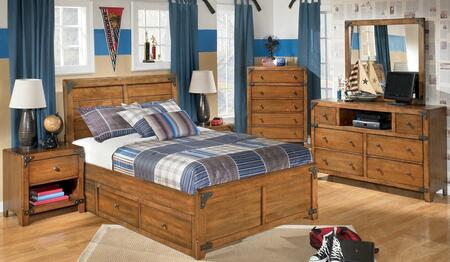 Milo Italia BR528STPBDMN Stuart Twin Bedroom Sets