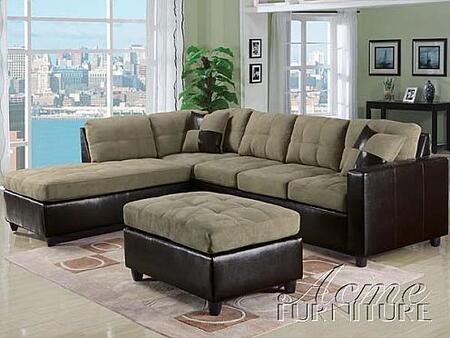 Acme Furniture 152058 Milano Series  Sofa