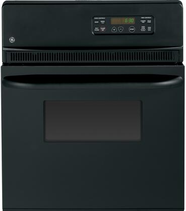 """GE JRP20BJBB 24"""" Single Wall Oven 