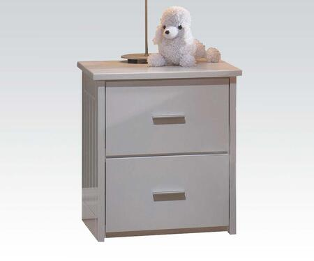 Acme Furniture 30039 Bungalow Series  Wood Night Stand