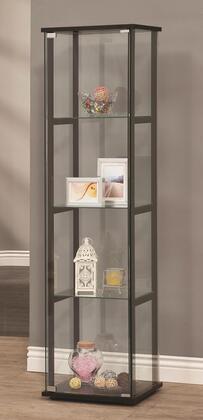 4 Shelves Cabinet