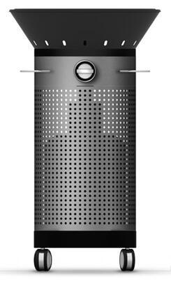Fuego EG03DMG Portable Gas Grill, in Grey