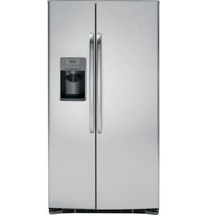 GE GSHS6LGBSS Freestanding Side by Side Refrigerator