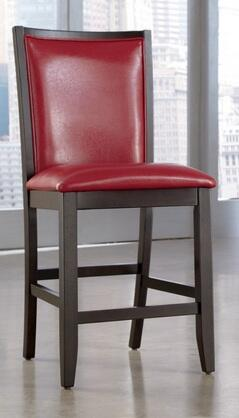Ashley D550424 Trishelle Series PU Upholstered Bar Stool