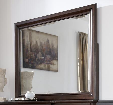 Milo Italia BR74724 Randolph Series Rectangular Portrait Dresser Mirror