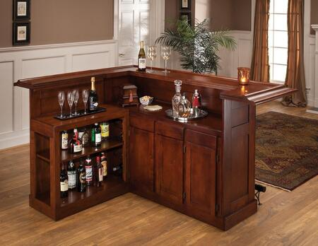 "Hillsdale Furniture 62578AXCHE Classic Series 26.5"" Bar Cabinet,"