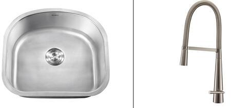 Ruvati RVC2474 Kitchen Sink